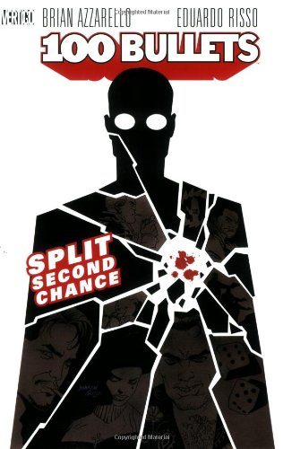 100 Bullets Vol. 2: Split Second Chance - Novel 100 Bullets-graphic
