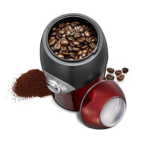 Melissa Kaffee Mühle elektrisch 150 Watt Universal-Mühle Espressomühle