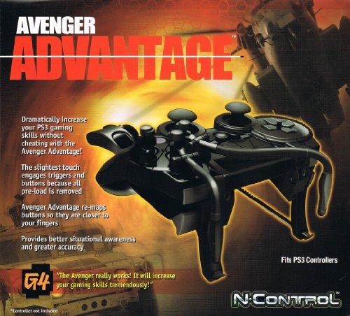 PS3 Avenger Advantage Cheat-Controller-Erweiterung 2018 (Aufsatz ohne Controller) (Ps3 Avengers)