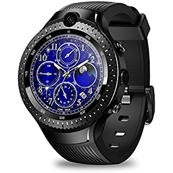 Zeblaze Thor 4 Dual 4G SmartWatch 5.0MP+5.0MP Dual Camera ...