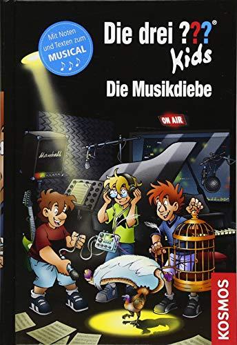 Die drei ??? Kids - Die Musikdiebe  Bd. 77