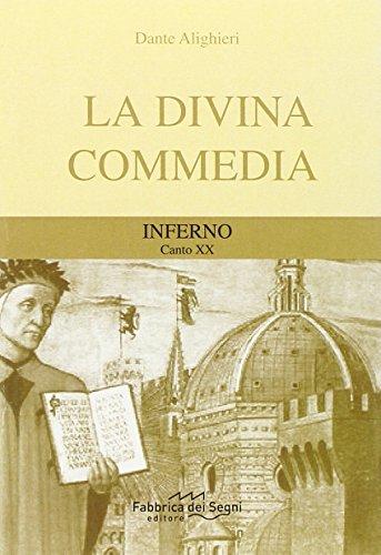 Divina Commedia. Inferno canto 20°