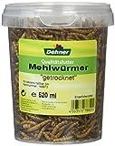 Dehner getrocknete Mehlwürmer, 520 ml