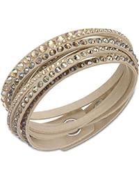 Swarovski Damen Armband Slake Gold