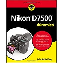 Nikon D7500 For Dummies (For Dummies (Computer/Tech))