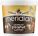 Meridian Natural Crunchy Peanut Butter - No added sugar - 1kg