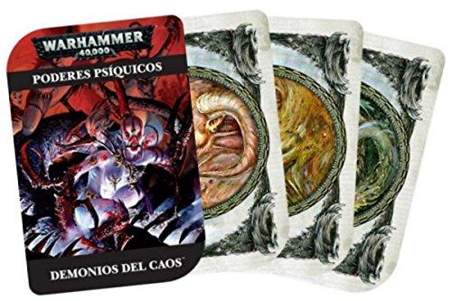 Warhammer 40K: Poderes Psiquicos. Demonios del Caos