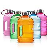 Supplify Gym Bottle 1,89L Trinkflasche Gym BPA und DEHP freier Kunststoff - der Trend Wasserkanister