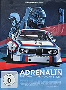 Adrenalin - The BMW Touring Car Story [Blu-ray]