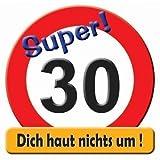Schild 50cm Super