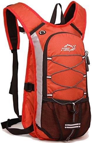 MSZYZ La Ran ée en Plein air Sac à Dos Dos Dos Vélo Sac à Dos Sac de Voyage de l'air extérieur, Orange, 44  24  15cm | De Qualité  c877a9