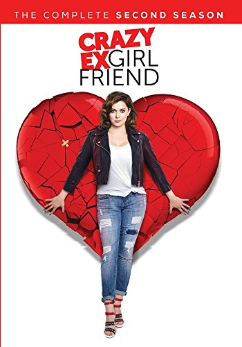 Crazy Ex-Girlfriend:Season 2 [DVD-AUDIO]