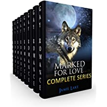 Bundle - Marked for Love | Gay Romance Paranormal MM Werewolf Shifter Series | COMPLETE SERIES: Gay Romance M M (English Edition)