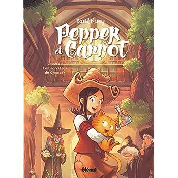Pepper et Carrot - Tome 02: Les Sorcières de Chaosah