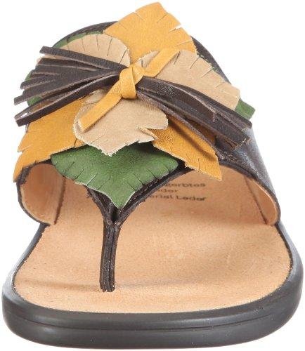 Ganter Sonnica 1-202631-2099, Flip flop donna Marrone