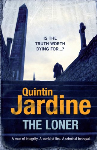 The Loner by [Jardine, Quintin]