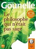 Le philosophe qui n'était pas sage: Livre audio 1 CD MP3 - 598 Mo by Laurent Gounelle (2013-01-16)