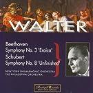 Beethoven & Schubert : Symphonies