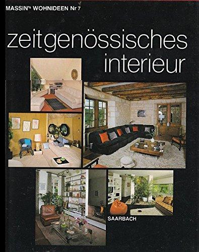 Zeitgenössisches Interieur