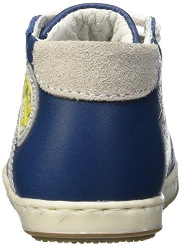 Little Mary Vertical Baby Jungen Lauflernschuhe Blau - Bleu (Nappa Nuit)