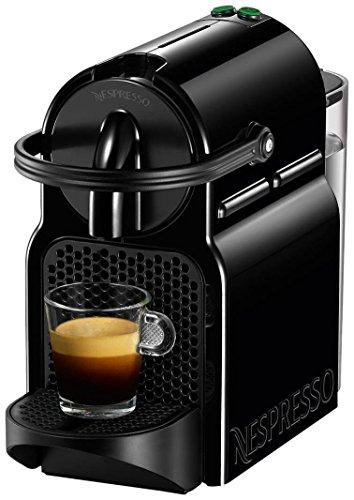 Nespresso Inissia macchina per caffè espresso, rosso Nespresso Espresso Machine Nero