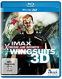 Wingsuit Warrior 3d (Imax Xtreme Air Sports) [Blu-ray] [Import anglais]