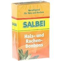 SALBEI HALS und Hustenbonbons 40 g Bonbons preisvergleich bei billige-tabletten.eu