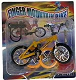 KT Finger Stunt Bike Trick - Assortiment de Couleurs