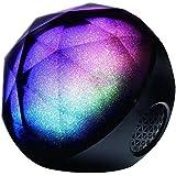 VersionTech Altavoz Bluetooth Inalámbrica Magic Box Bluetooth Altavoz Bluetooth Portátil con Subwoofer Sonido Superior Luz LED para Smartphone Samsung/iPhone7/6S/6/5 Plus Huawei Ordenador Portátil
