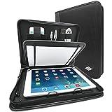 WEDO 5875901 Tablet Organizer Elegance mit Universalhalter für Tablet PC (9,7 bis 10,1 Zoll), schwarz