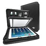 Wedo 5875901 Tablet Organizer Elegance (mit Universalhalter für Tablet PC (9,7 bis 10,1 Zoll)) schwarz