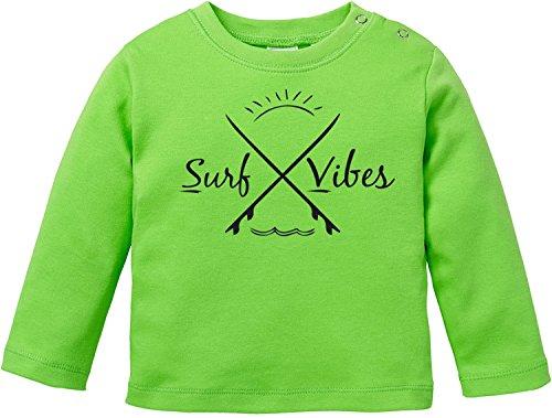 ezyshirtr-surf-vibes-baby-t-shirt-longsleeve