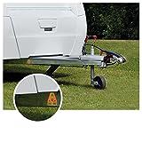 ProPlus 341215 Magnetische Wasserwaage für Wohnwagen, Wohnmobil und Caravan