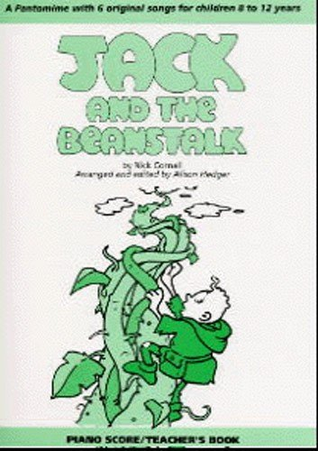 Nick Cornall: Jack And The Beanstalk (Teacher's Book). Partitions pour Piano, Chant et Guitare(Symb