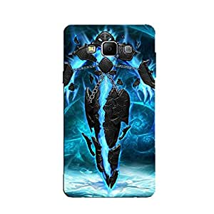 LEAGUE OF LEGEND BACK COVER FOR SAMSUNG A5