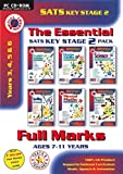 Full Marks Keystage 2 Pack (PC CD)