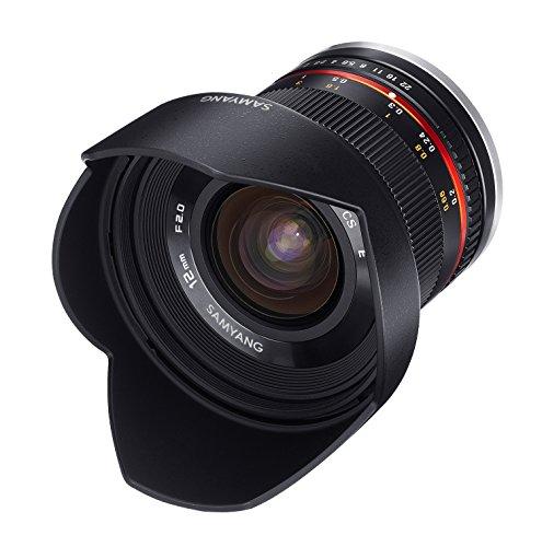 Samyang 12mm F2.0 Objektiv Sony E - 3