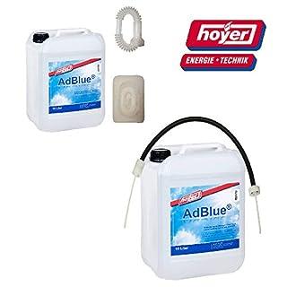 Hoyer AdBlue Kanister, 10 Liter