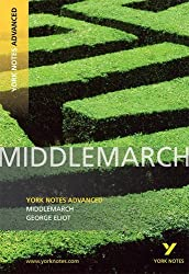 Middlemarch: York Notes Advanced by Julian Cowley (2009-07-16)