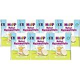 Hipp Orgánico pasteles de arroz y niños, 7 cartón (7 x 35 g)