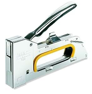 Rapid, 20510450, Agrafeuse, Pour les travaux de fixation de tissus d'ameublement, Construction entièrement en métal, PRO, R23