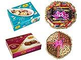 #8: Haldiram's Nagpur Sweet Combo (Pack Of 4)