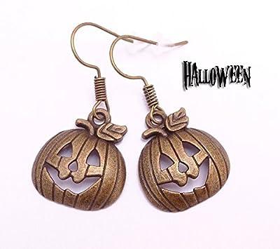 "Boucles d'oreilles fantaisie ""Halloween"""