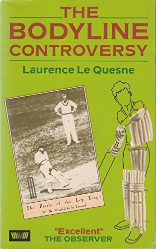 The Bodyline Controversy por Laurence Le Quesne
