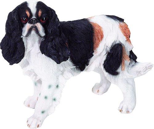 E & S importen Cavalier King Charles Hund Figur -