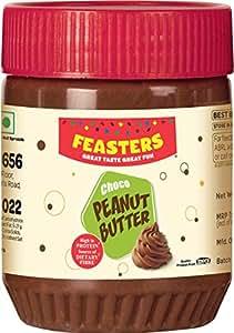 Feasters Peanut Butter Chocolate Jar, 227g