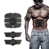 Lavmar Elektrische Muskelstimulation, Elektrostimulatoren EMS-Training Abs Trainer Muskeltrainer Muskelaufbau und Fettverbrennungen Ausrüstung für Männer und Frauen