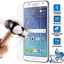 2x Cristal Templado Protector de Pantalla para Samsung Galaxy J5 J500F 9H