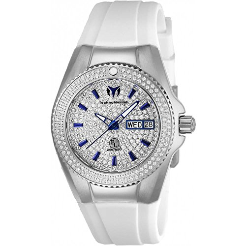 technomarine-womens-eva-longoria-34mm-silicone-band-quartz-watch-tm-416039