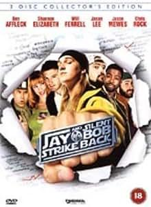 Jay And Silent Bob Strike Back [DVD] [2001]